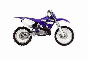 Yamaha Yz250 Service Manual Repair 1999 Yz 250