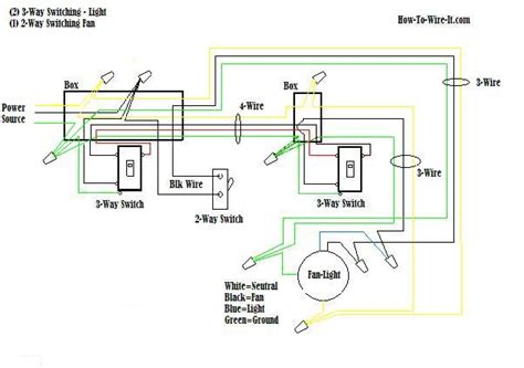 how to wire ceiling fan and light separately wire a ceiling fan