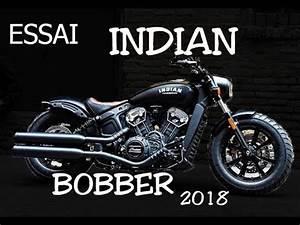 Essai Indian Scout Bobber : fabike essai indian scout bobber 2018 youtube ~ Medecine-chirurgie-esthetiques.com Avis de Voitures