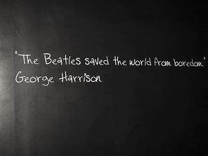 Beatles Quotes About Life. QuotesGram