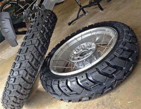 Klr650 Tire Considerations