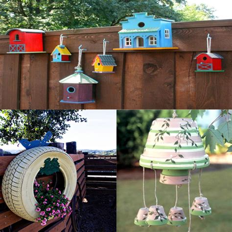 Used Garden Decoration by Use Household Waste To Decorate Your Garden Slide 1