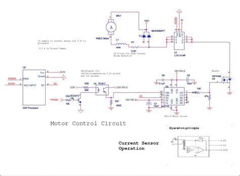 Mosfet Doubt Pmdc Motor Pulsed Switching Current