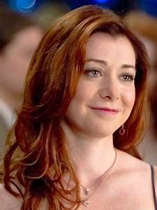 Alyson Hannigan - AlloCiné