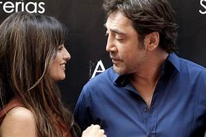Penelope Cruz and Javier Bardem receive stars on Madrid's ...