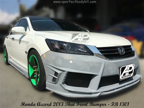 honda accord  thai front bumper honda accord