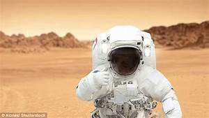 Nasa's chief astronaut trainer: 1st person on Mars should ...