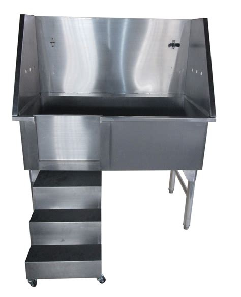 stainless steel tub prices pet agree pet agree walk through stainless steel tubs