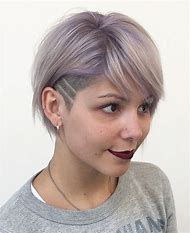 Short Hairstyles for Women with Undercut