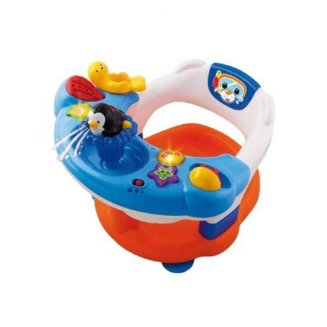 siege de bain vtech siège de bain interactif 2 en 1 vtech pour enfant de 6