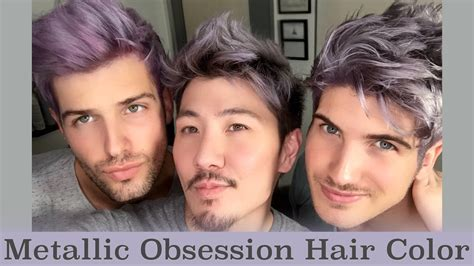 Metallic Obsession Hair Color