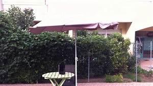 Parasol De Terrasse : innovation parasol de terrasse s curis viasol youtube ~ Teatrodelosmanantiales.com Idées de Décoration