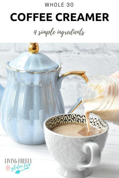Most coffee creamers are full of sugar, processed dairy, and artificial flavors and preservatives that are best avoided. I am in the middle of a Whole 30 and this Whole 30 compliant coffee creamer is Paleo, Keto ...
