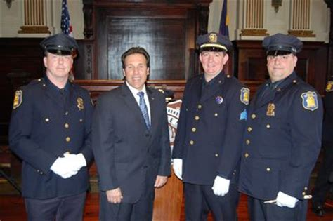 yonkers police department conduct promotion ceremony