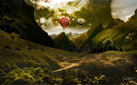 3d Landscape Background Hd Wallpapers 16929 Amazing
