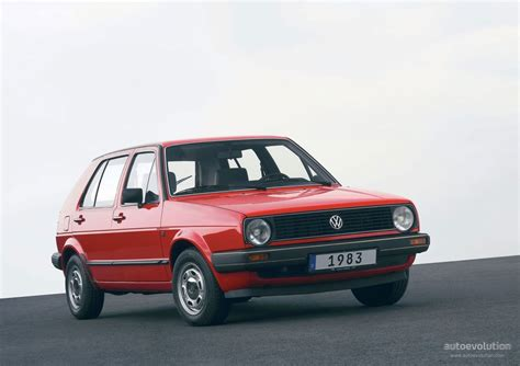 VOLKSWAGEN Golf II 5 Doors - 1983, 1984, 1985, 1986, 1987 ...