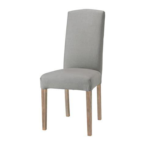 chaise gris housse chaisse 28 images housse longue de chaise 224