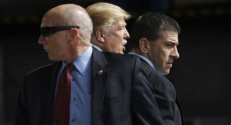 trump secret service donald agent agents million politico campaign getty travel story 1160 payments received