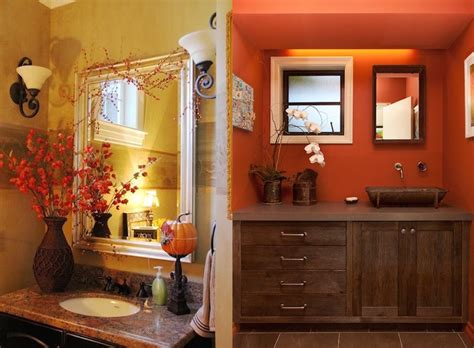 Ideas For An Orange Bathroom by Stunning Mid Century Bathroom Designs For A Vintage Look