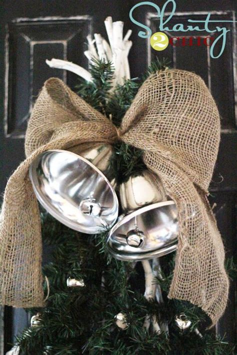 temple bell tree topper get 191 best images about rustic western wreaths burlap decor on pinterest wood wreath summer