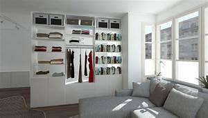Schrank Für Wohnzimmer : raumteiler als schrank im wohnzimmer meine m belmanufaktur ~ Eleganceandgraceweddings.com Haus und Dekorationen