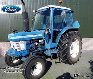 Ford 6610 - Ford - Machinery Specifications - Machinery