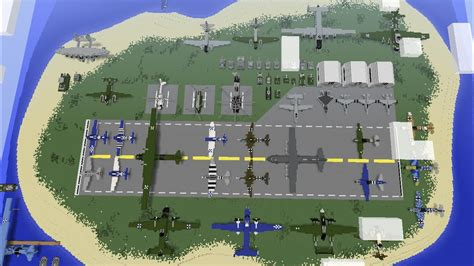 Minecraft Military Base World Tour My Tutorial World