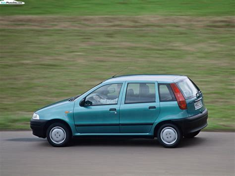 Fiat Punto 12 1993 Auto Images And Specification