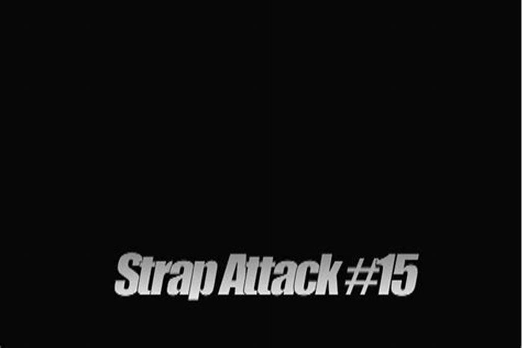 #Stevie #Shae #In #Strap #Attack #15 #X
