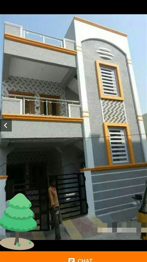 pin  usha karthika  elevation   house