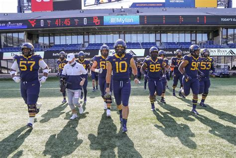 Predicting the Remainder of West Virginia's Schedule