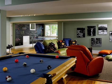 The Home Decor Game : Having Fun In Your Home With Attractive Game Room Game