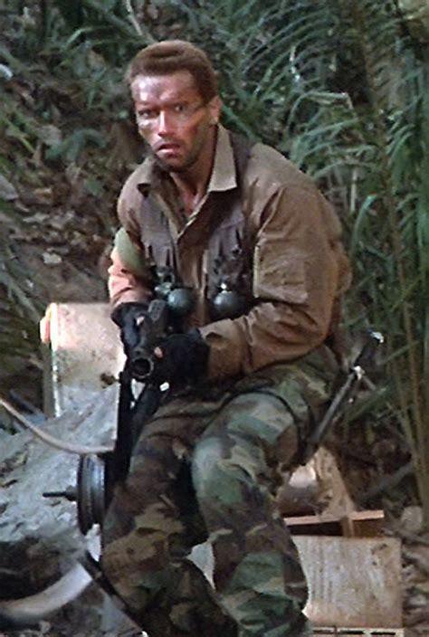 Mass Effect Wall Paper Predator Arnold Schwarzenegger Dutch Schaefer Profile Writeups Org