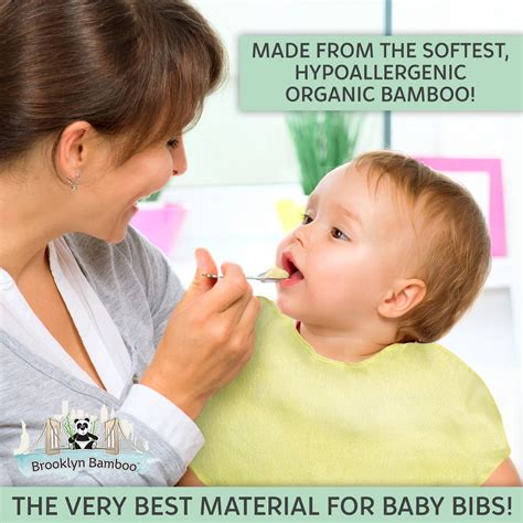 Review Brooklyn Bamboo Baby Washcloths And Bibs A