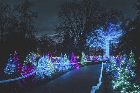 garden glow missouri botanical garden tours christmas
