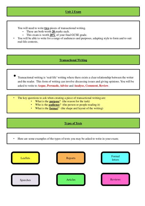 Aqa ks3 english language paper 2