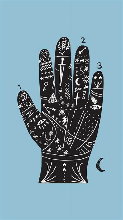 Hand Artistic Wallpapers Chill Vibes Iphone Popsugar