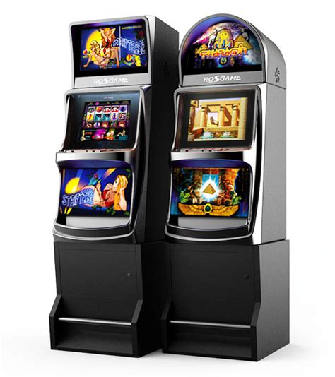 Rosgame slot machines