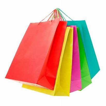 Paper Bag Bags Template Colorful Templates Shopping