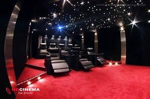 Ma Maison Privée : salle cinema maison hocinema la salle de cin ma maison lynx en d tail le concept 01d une salle ~ Melissatoandfro.com Idées de Décoration