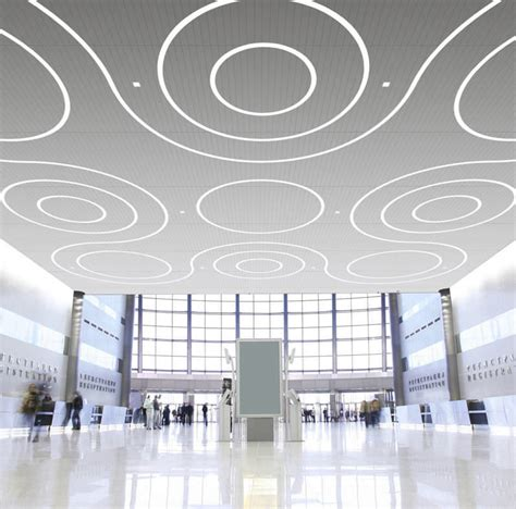 led linear ceiling lights linear recessed led ceiling light fixture in modular