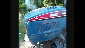 1993 Lowe U0026 39 S Mtd Lawn Tractor