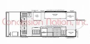 Floorplans - Food Trucks | FAST FOOD TRUCK | Mobile Kitchens
