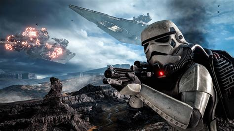 Star Wars Battlefront 2 UHD 4K Wallpaper