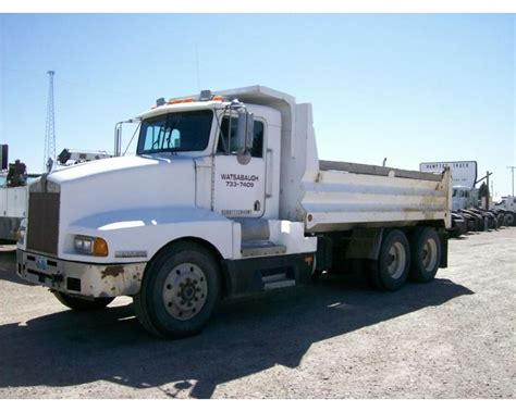 heavy duty kenworth trucks for 1988 kenworth t600 heavy duty dump truck for sale idaho