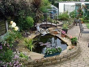 Garden Pond Ideas Landscaping - Gardening Ideas