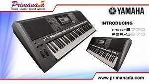 Keyboard Yamaha Psr S970 : introducing yamaha psr s970 and yamaha psr s770 keyboards ~ Jslefanu.com Haus und Dekorationen