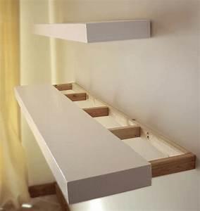 Wood Work Hidden Shelf Plans PDF Plans