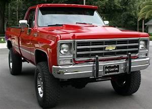 1979 Chevrolet C  K Pickup 1500 4x4 - Restored