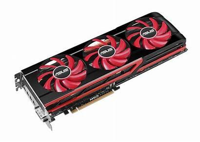 Card Graphics Radeon Asus 7990 Gaming Gpu